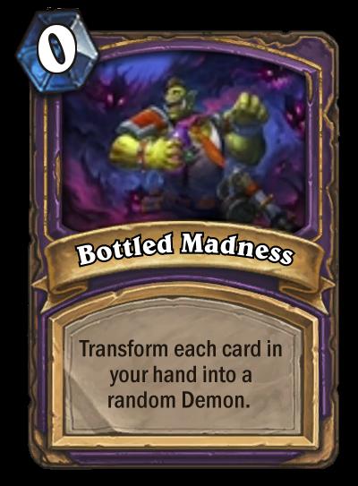 Bottled Madness