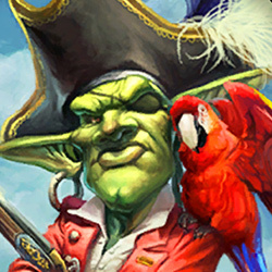 Image result for hearthstone pirate