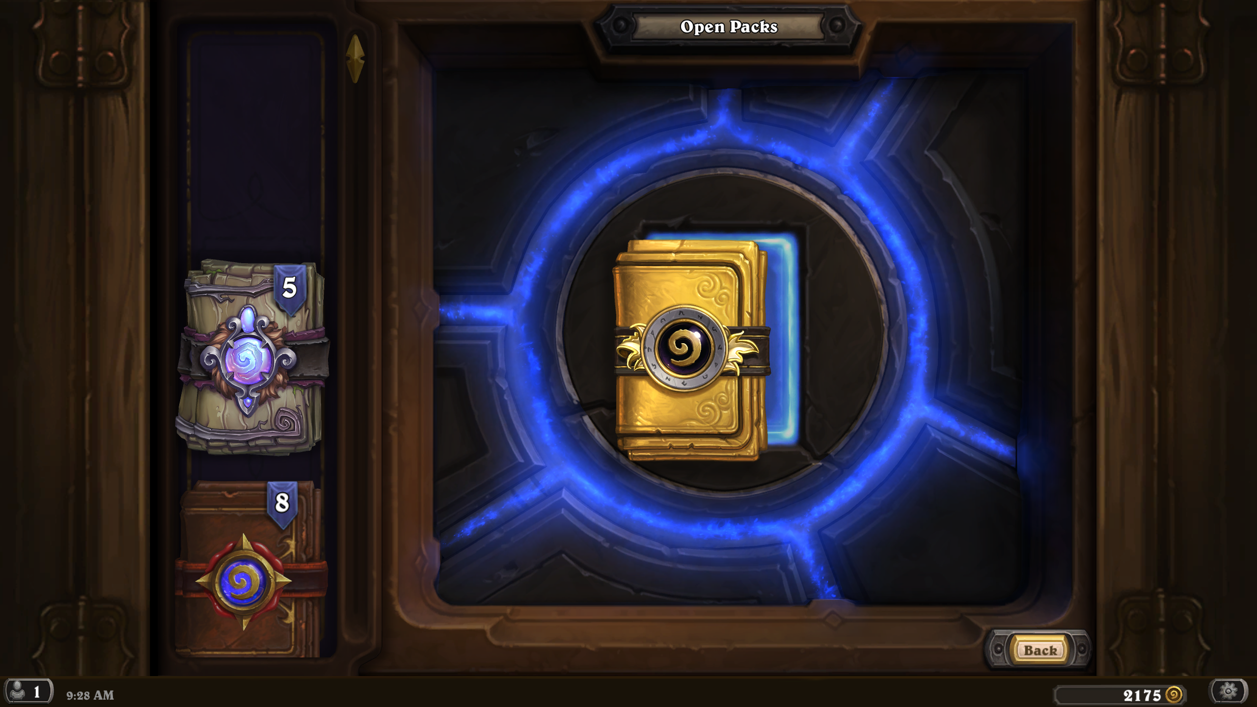 do you like free stuff it s free pack day in hearthstone login for