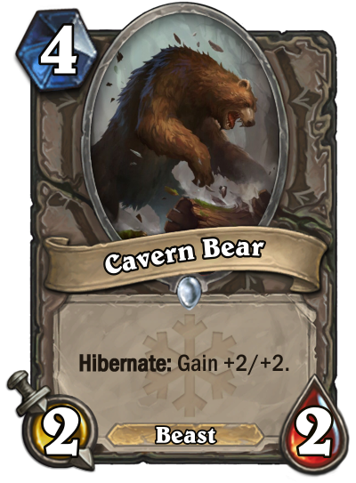 Cavern Bear