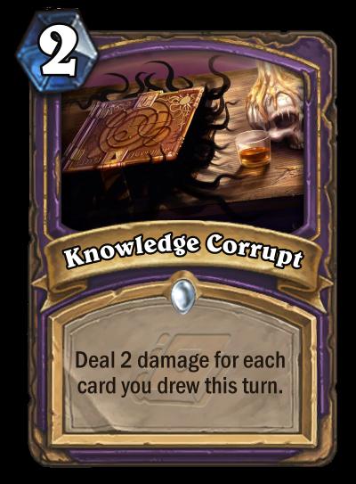 Knowledge Corrupt