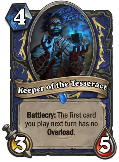 Keeper of the Tesseract