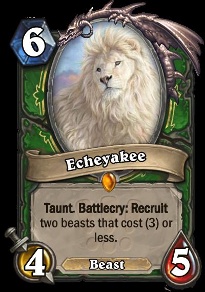 Echeyakee