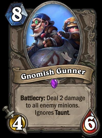 Gnomish Gunner
