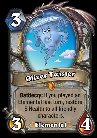 Oliver Twister