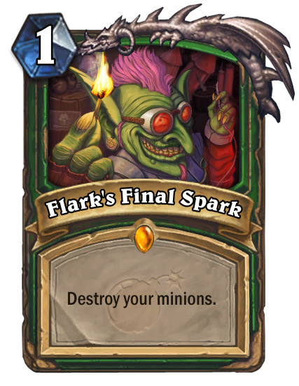 Weekly Card Design Competition 8 10 - Submission Topic - Fan Creations