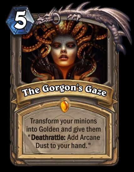 The Gorgon's Gaze