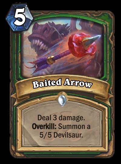 Baited Arrow