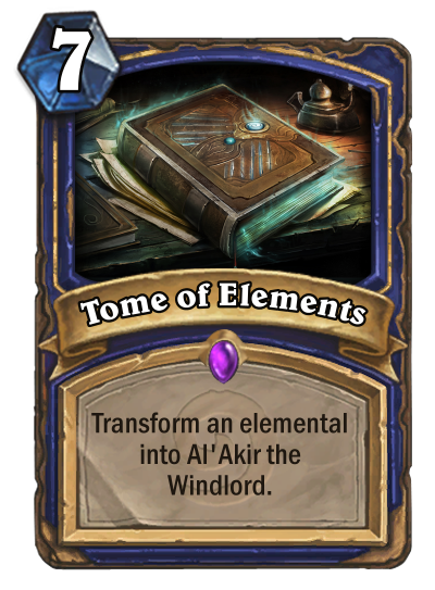 Tome of Elements