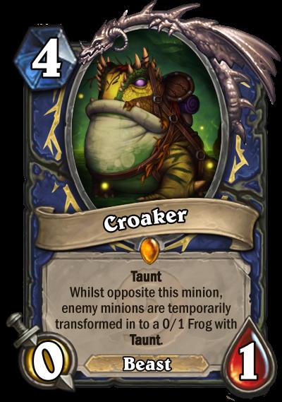 Croaker