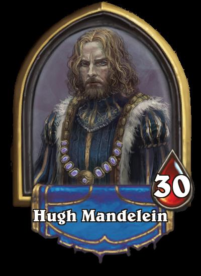 Hugh Mandelein