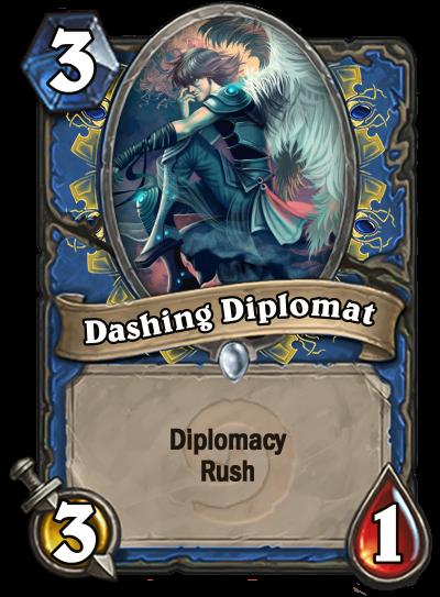 Dashing Diplomat