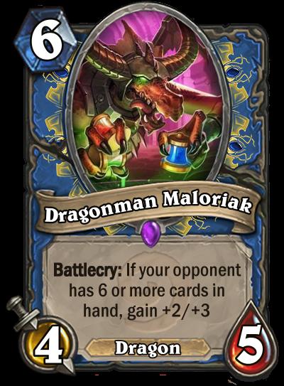 Dragonman Maloriak