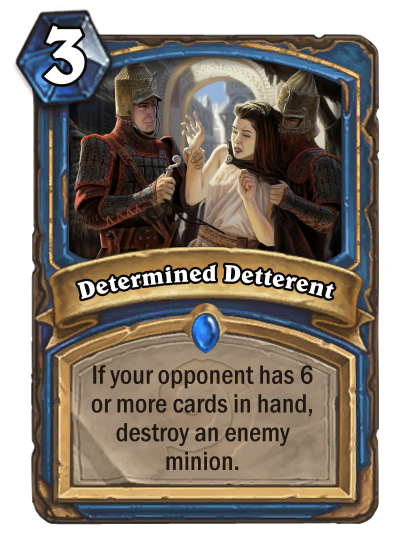 Determined Dettterent