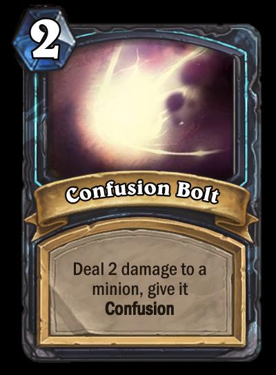 Confusion Bolt