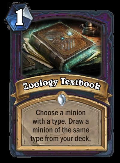 Zoology Textbook