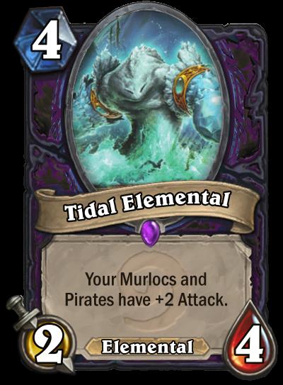 Tidal Elemental