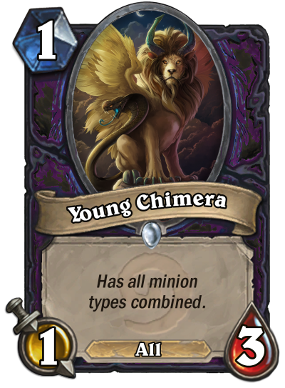 Young Chimera