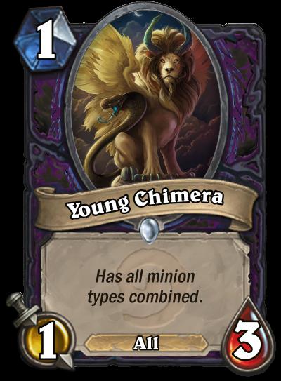 Young Chimera