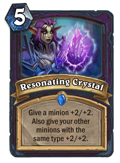 Resonating Crystal