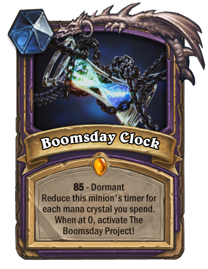 Boomsday Clock ( Dormant)