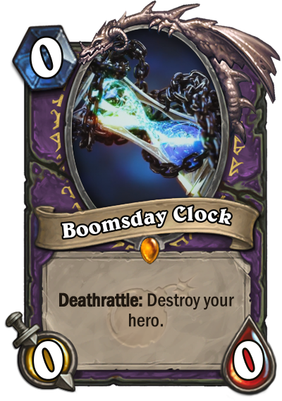 Boomsday Clock (Active)