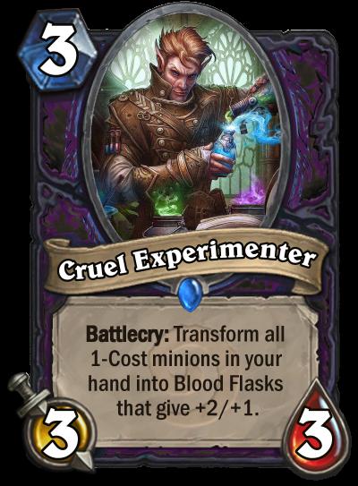 Cruel Experimenter
