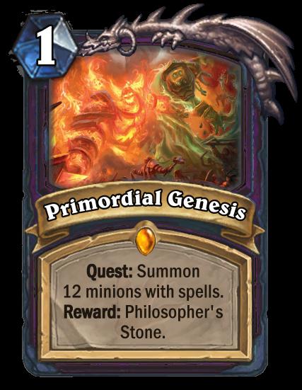 Primoridal Genesis