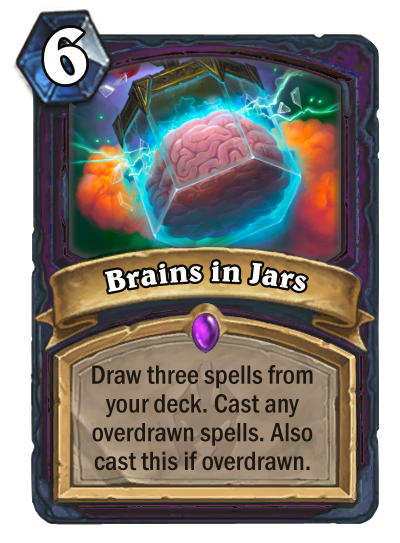 Brains in Jars