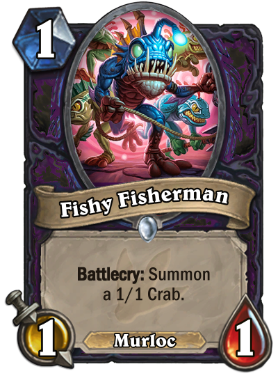 Fishy Fisherman