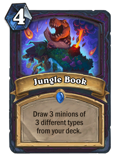 Jugnle Book