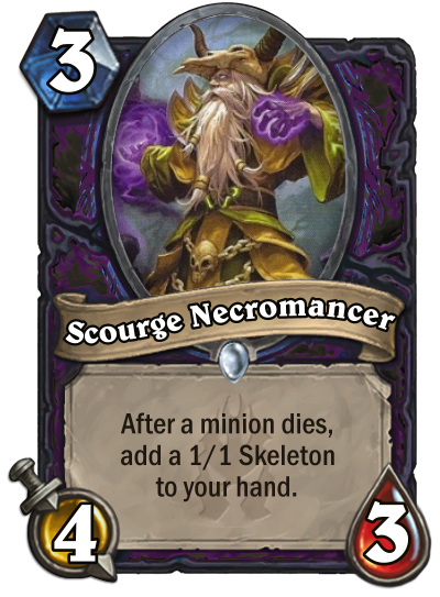 Scourge Necromancer