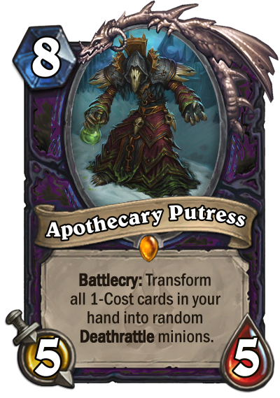 Apothecary Putress