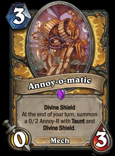 Annoy-o-Matic