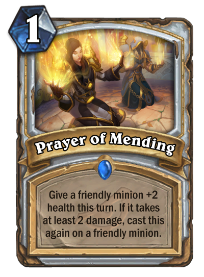 Prayer of Mending