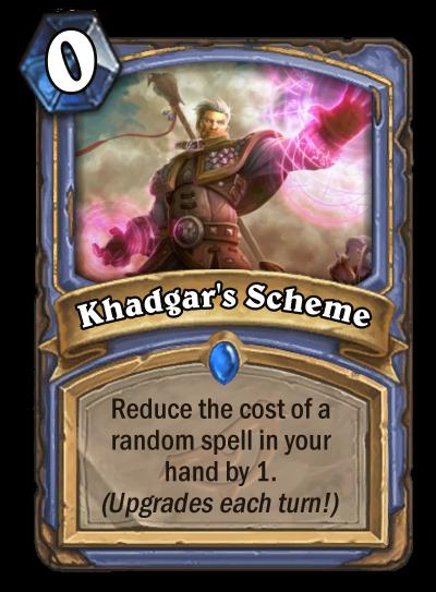 Khadgar's Scheme
