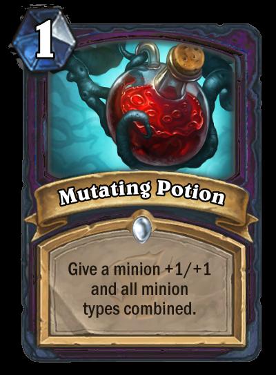 Mutating Potion