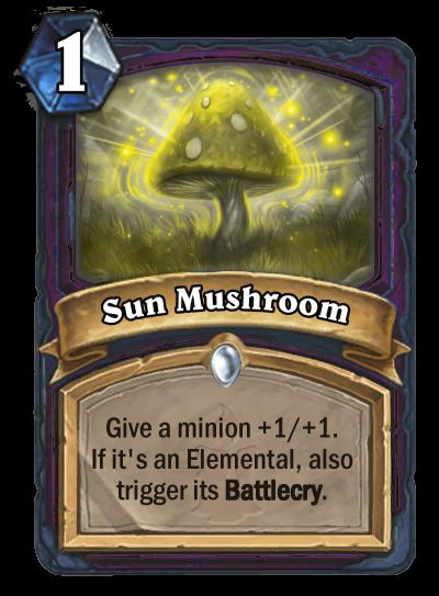 Mushroom:Elemental
