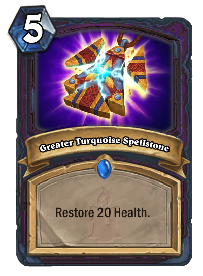 Greater Turquoise Spellstone
