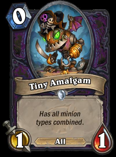 Tiny Amalgam