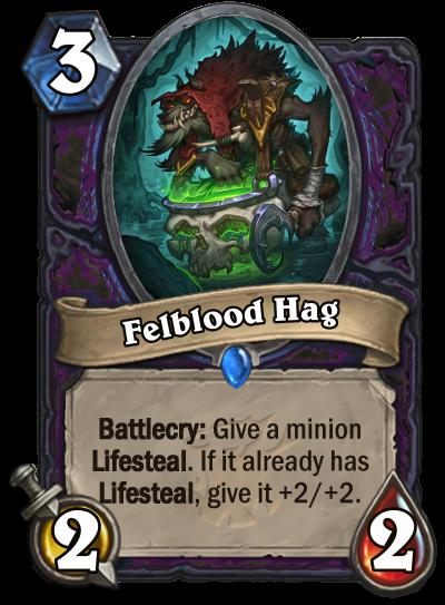 Felblood Hag
