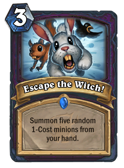 Escape the Witch