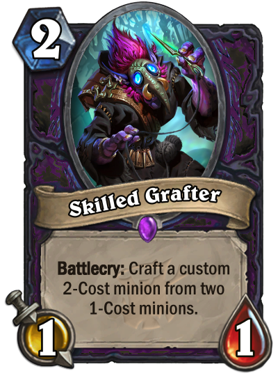 Skilled Grafter