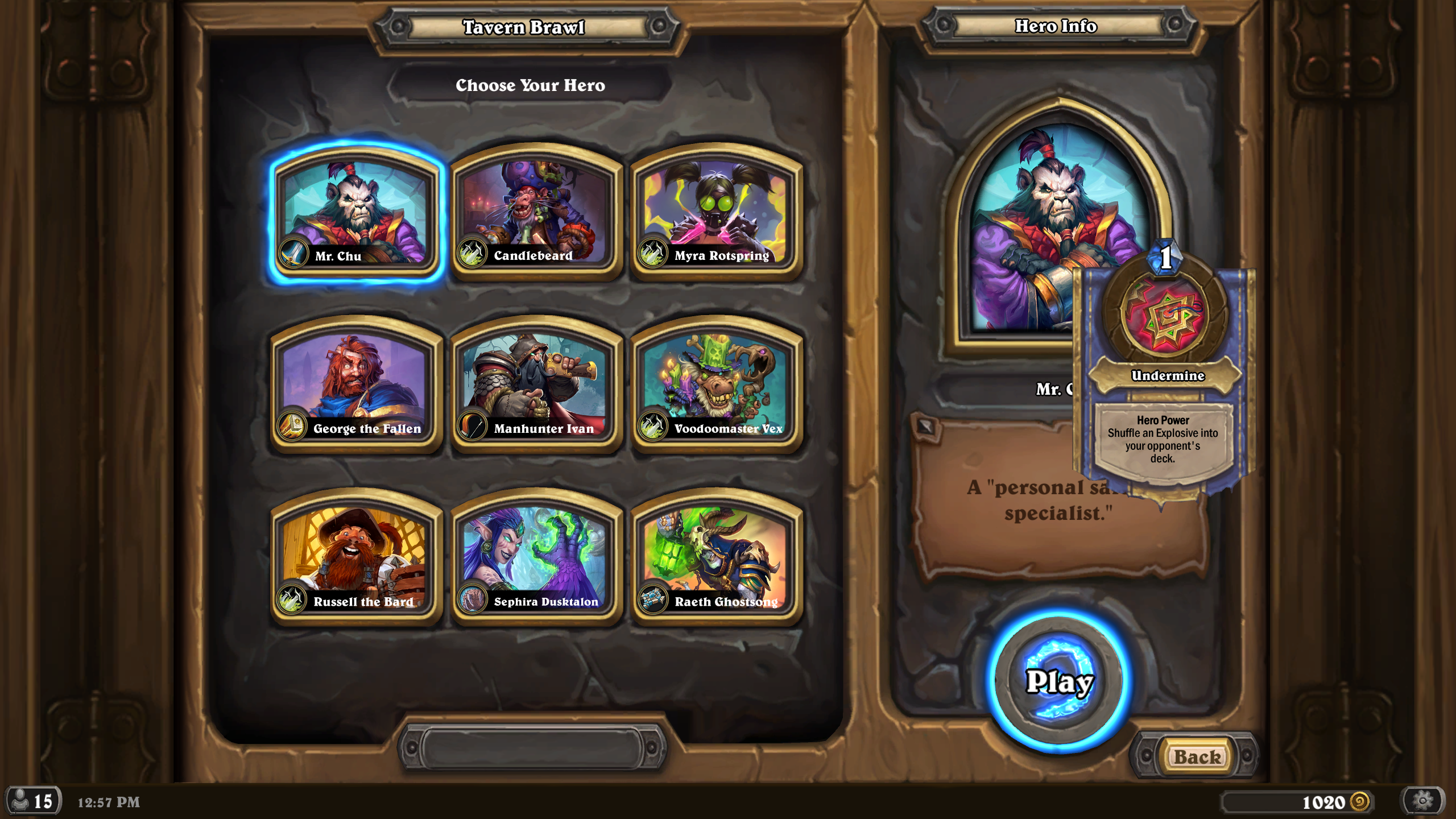 This Week's Brawl is Henchmania! Rise of Shadows Pack Quest, Unique