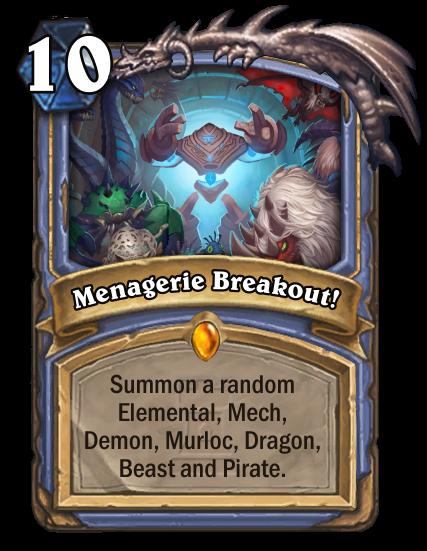 Menagerie Breakout