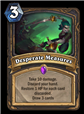 Desperate measures Card
