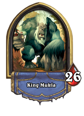 King Mukla - Hearthstone Cards