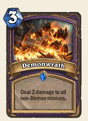 Demonwrath hearthstone cards - Demonwrath hearthstone ...