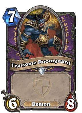 What hearthstone cards should replace those going into the - Demonwrath hearthstone ...