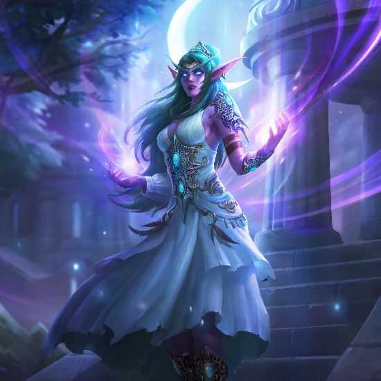 Hearthstone Patch 14406 Welcome Bundle Arrives Tyrande